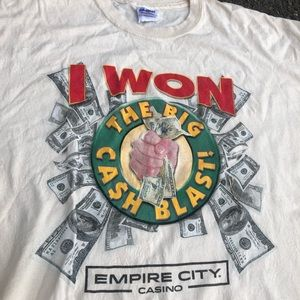 Gildan Shirts - The big cash blast tee